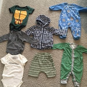 6-12 Month Clothing Bundle